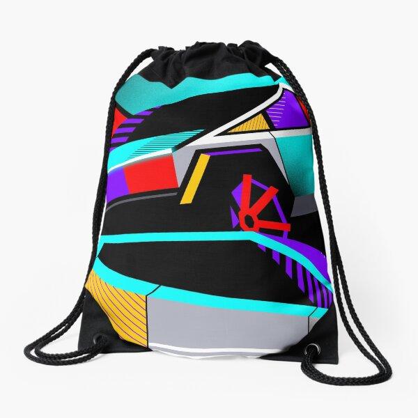Cybertruck Drawstring Bag