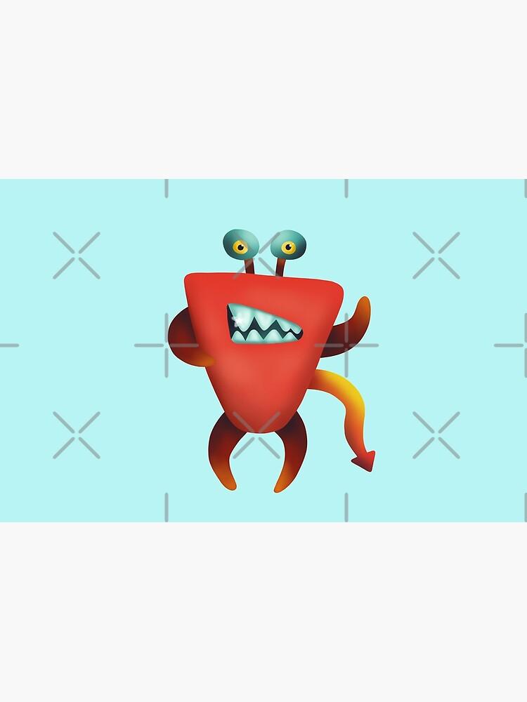 Devil crab monster by nobelbunt