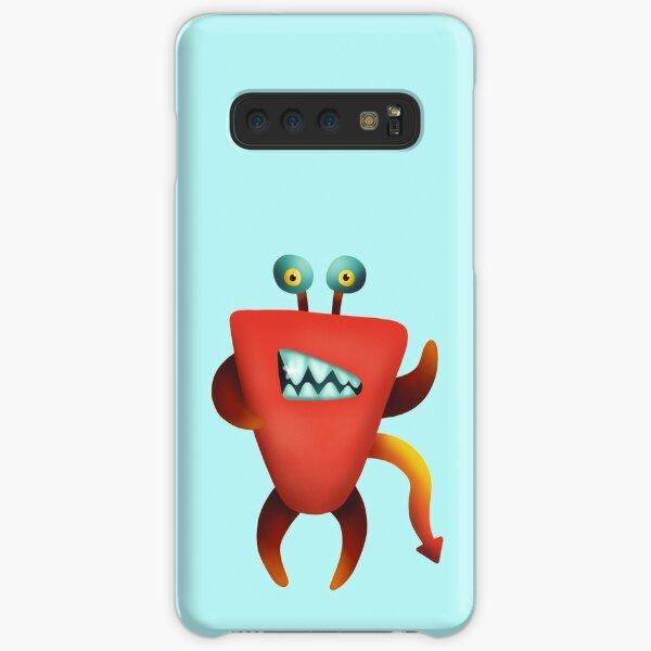 Devil crab monster Samsung Galaxy Snap Case