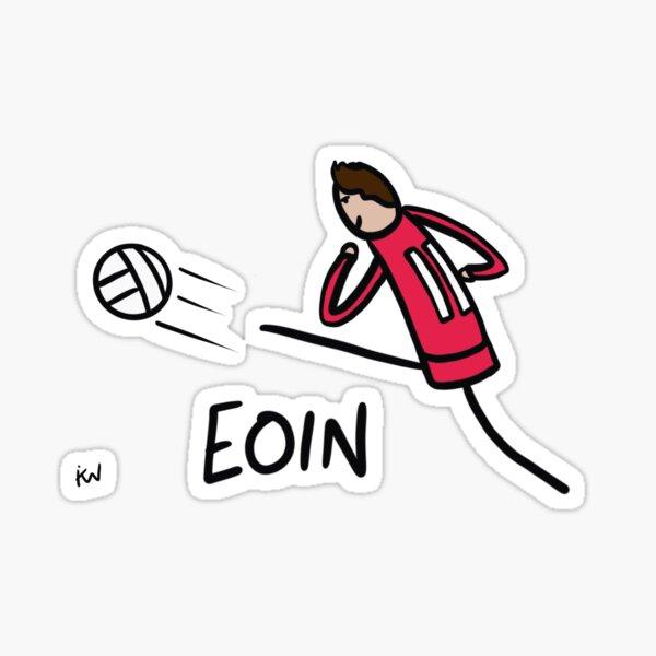 Eoin Jess  Sticker