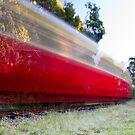 Train Movement by Patrick Reid