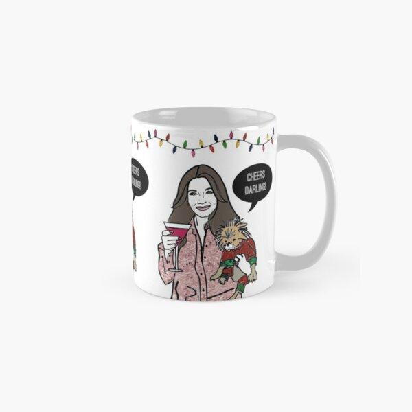 Festive Cheers Darling Classic Mug
