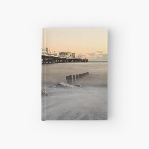 Worthing Pier Hardcover Journal