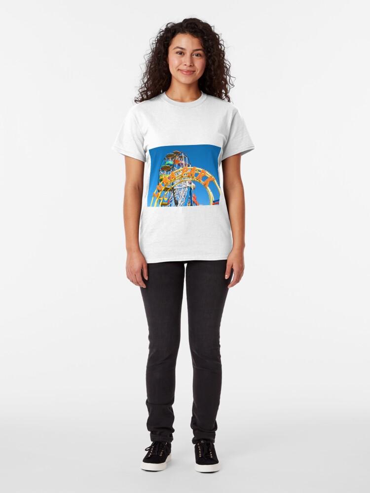 Alternate view of Luna Park, Scarborough Classic T-Shirt