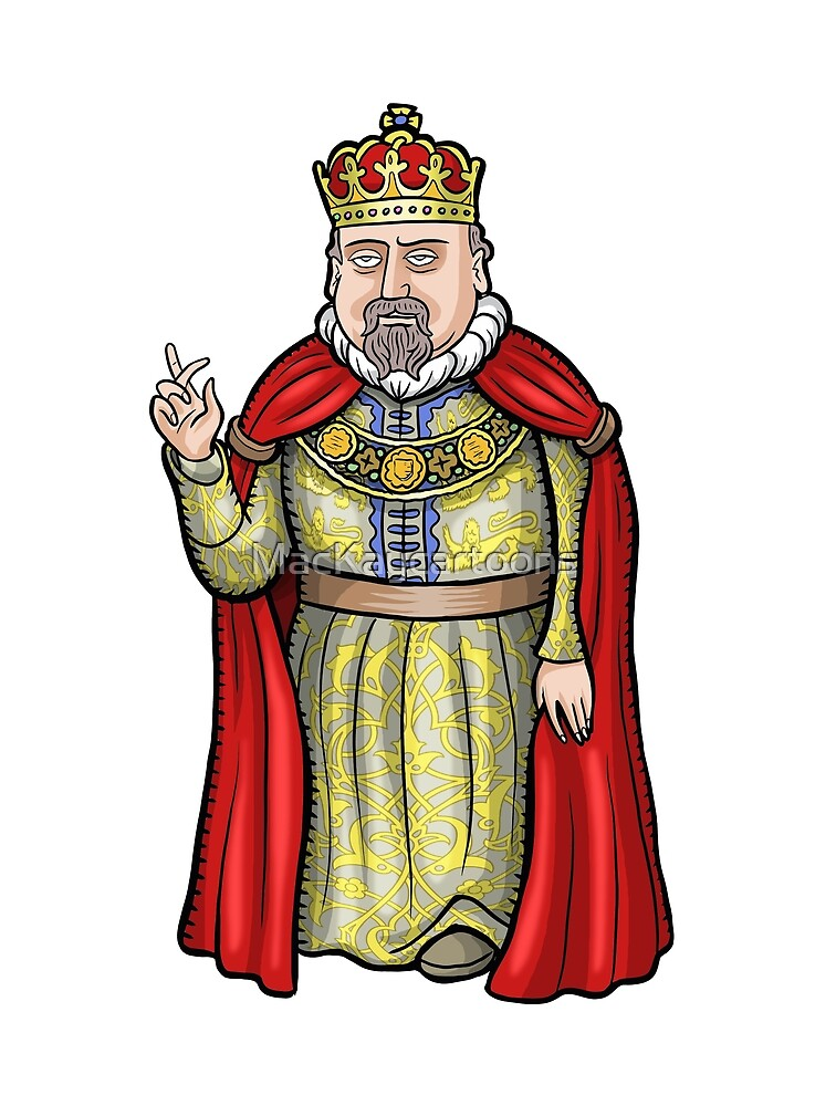 King Henry IV by MacKaycartoons