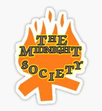 The Midnight Society Sticker