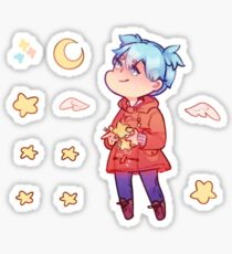 nagisa Sticker