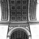arc de triomphe by geof
