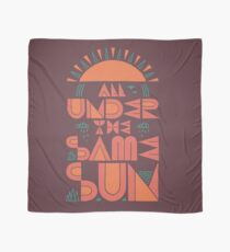 All Under The Same Sun Scarf
