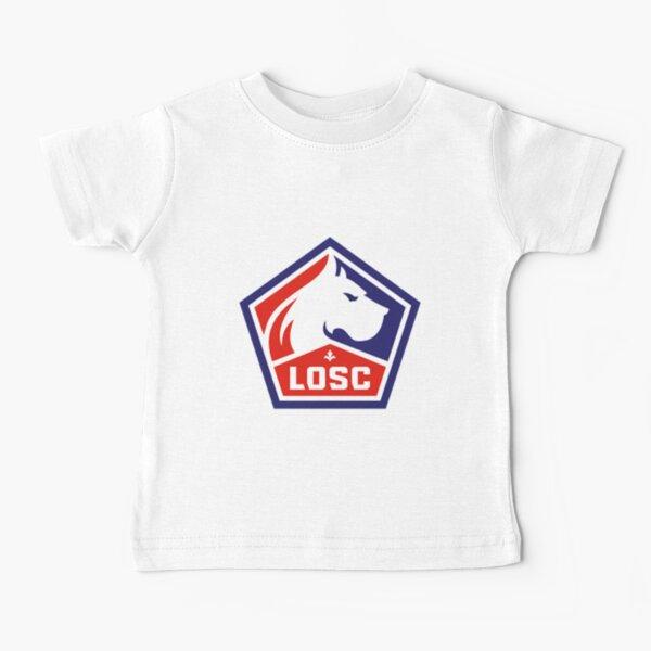 Lille Olympique Sporting Club T-shirt bébé