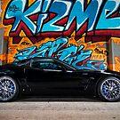 ZR1 - American Graffiti by Rob Smith