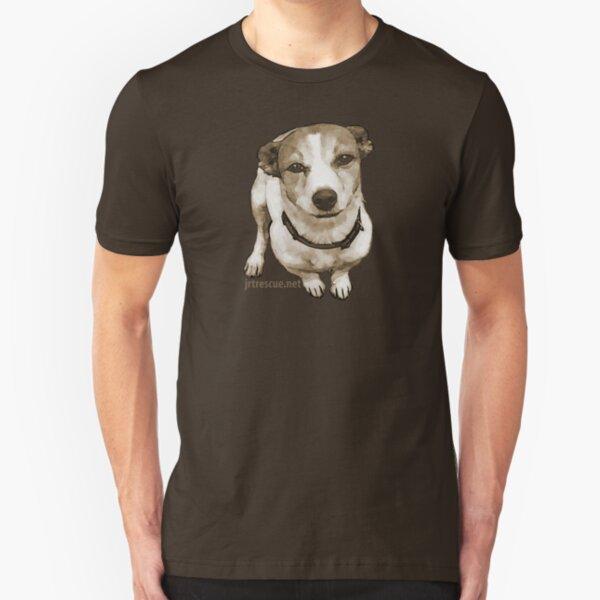 Willia Jack Russell Tee Shirt Series 3 Slim Fit T-Shirt