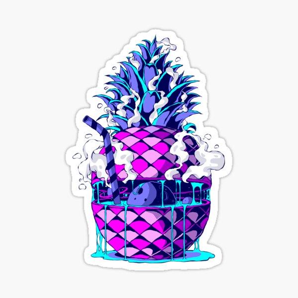 Intergalatic Pineapple Juice Sticker