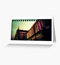Cathedrale  Greeting Card