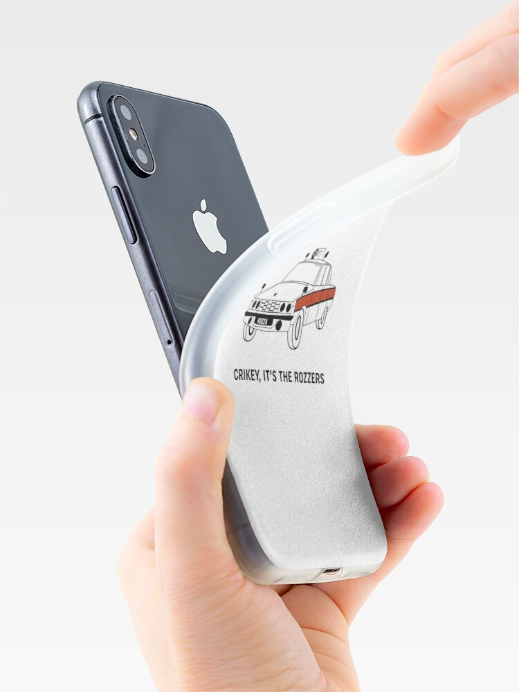 Alternate view of James May's Rozzers Design iPhone Case & Cover