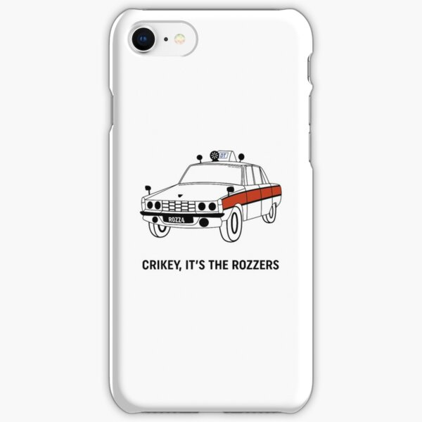 James May's Rozzers Design iPhone Snap Case