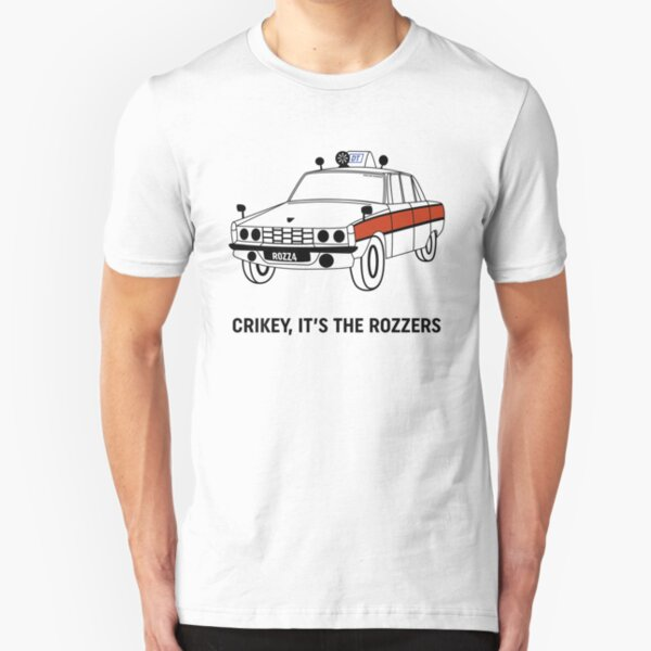 James May's Rozzers Design Slim Fit T-Shirt