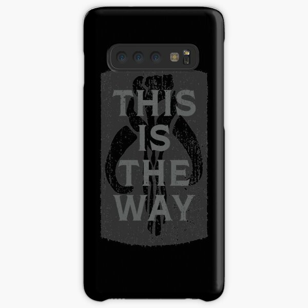 This Is The Way Samsung Galaxy Snap Case