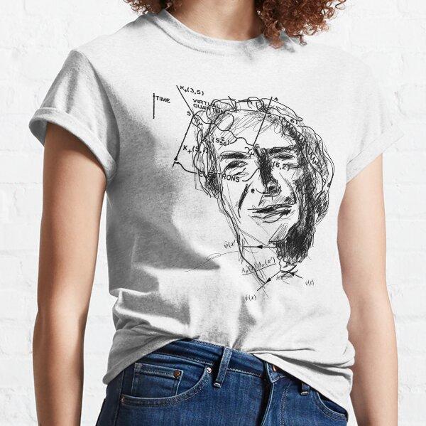 Richard Feynman - father of Quantum Physics Classic T-Shirt