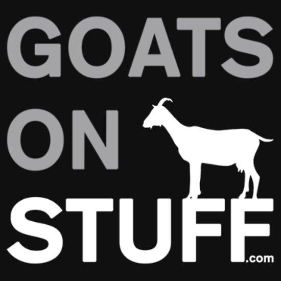 TShirtGifter presents: GoatsOnStuff