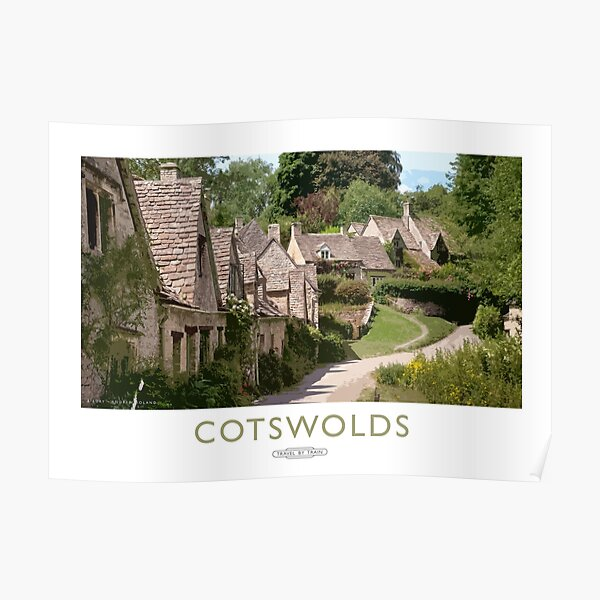 Cotswolds Poster
