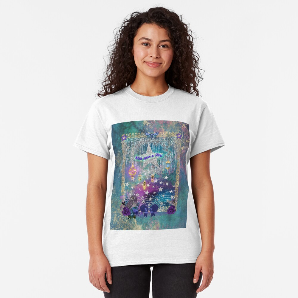 Wish upon a Star and let the magick happen. Classic T-Shirt