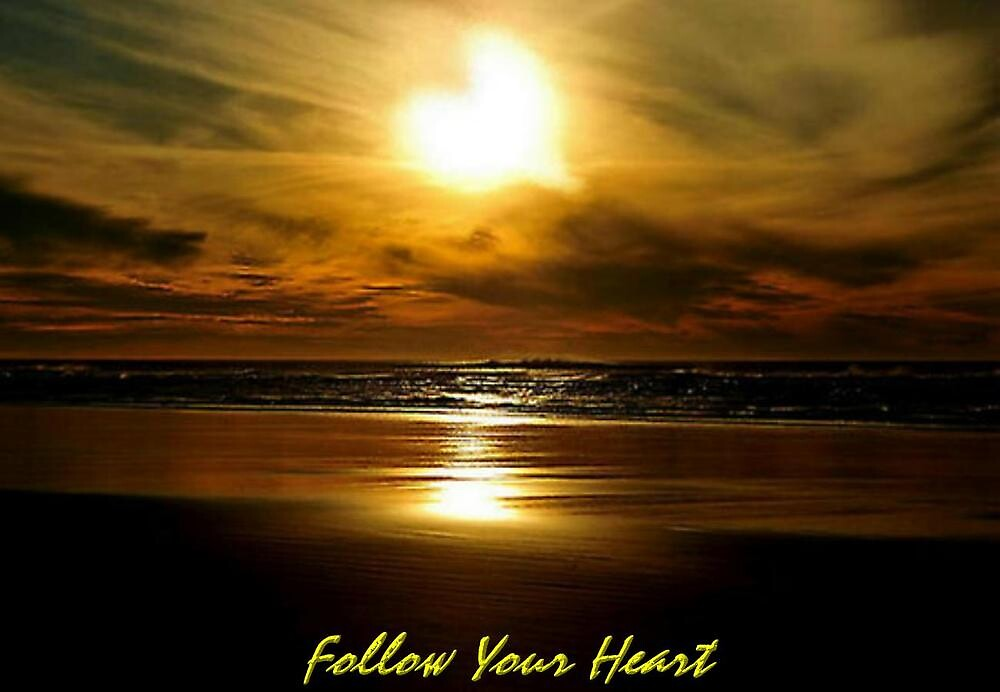 Follow Your Heart by RoseMarie747