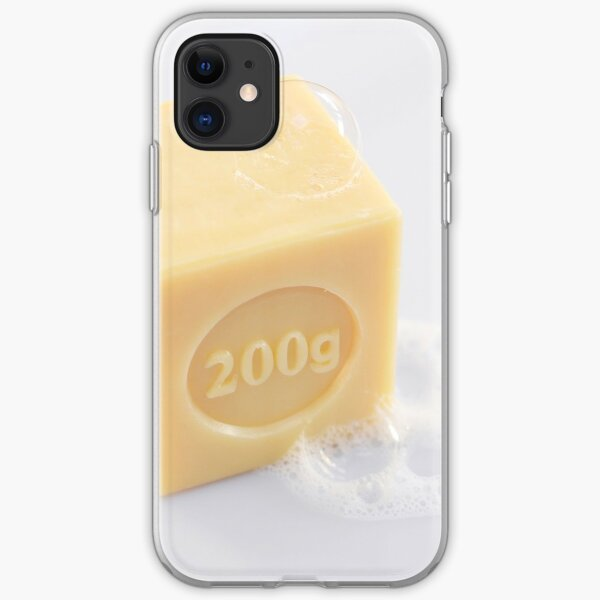 200g soap iPhone Soft Case