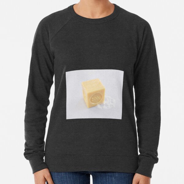 200g soap Lightweight Sweatshirt