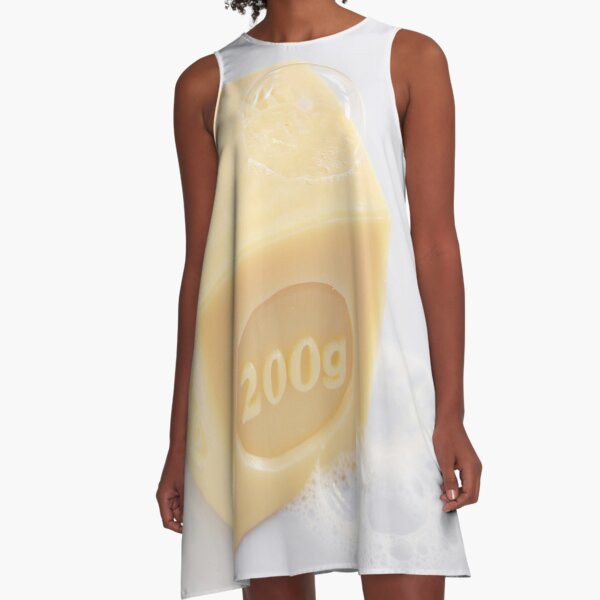200g soap A-Line Dress