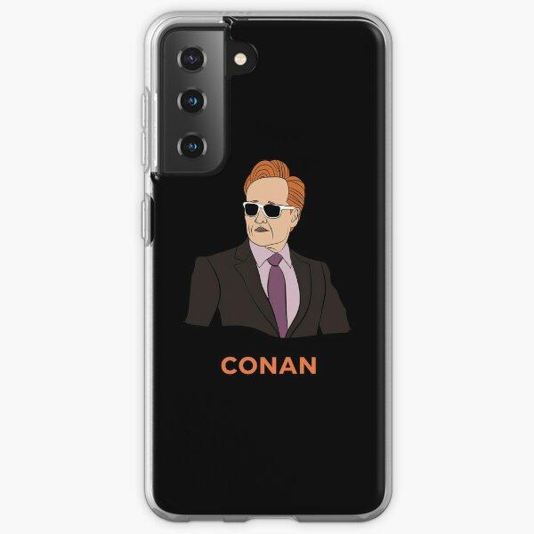 Conan - Conan O'Brien Samsung Galaxy Soft Case