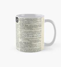 Vintage Coffee Grinder  Mug