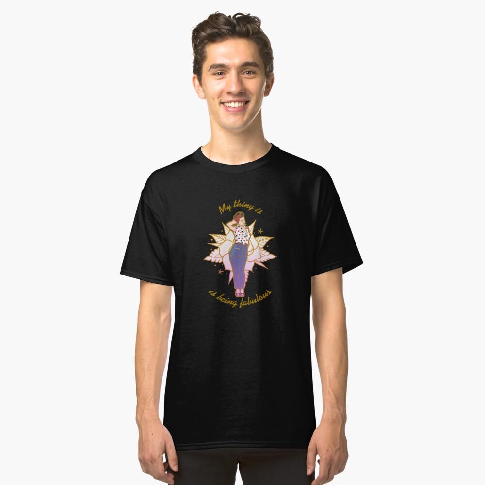 Is my thing Camiseta clásica