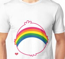 Rainbow CareBear Unisex T-Shirt