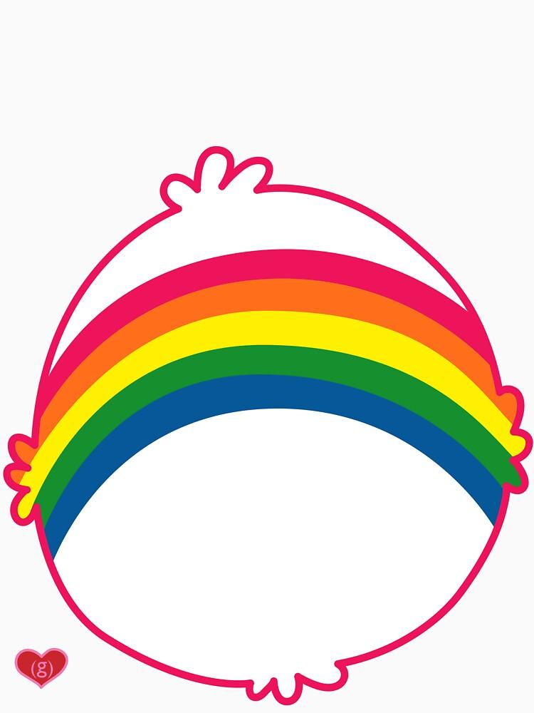 Rainbow CareBear | Unisex T-Shirt
