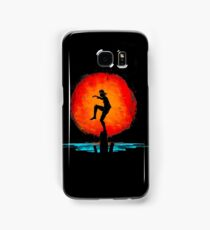 Minimal California Training Samsung Galaxy Case/Skin