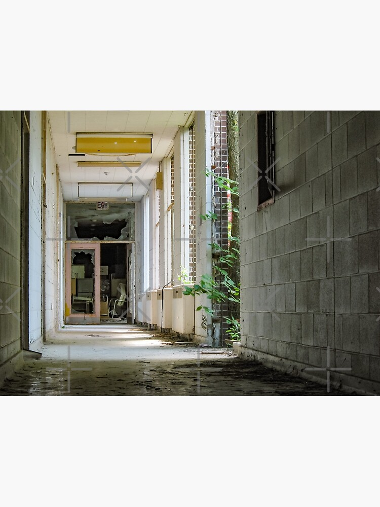 Exit With Windows To Courtyard by kpander