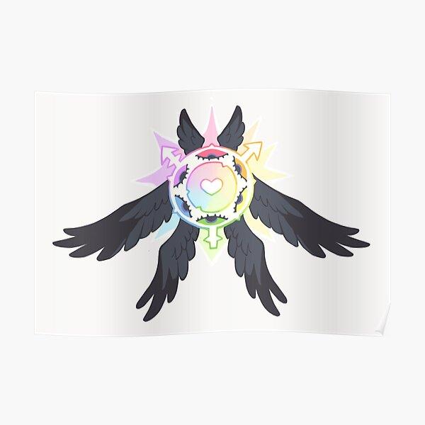 trans angel Poster