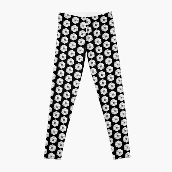 World within a D20 Leggings