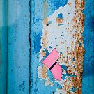 Spare Ticket and a Razor Blade by Orla Cahill Photography