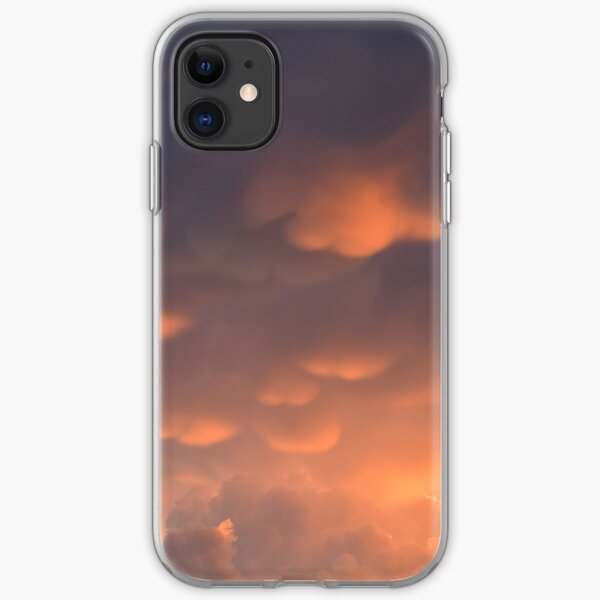 Moody Prairie Sky 2 iPhone Soft Case