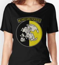 Militaires Sans Frontières Women's Relaxed Fit T-Shirt