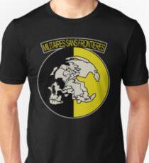 Militaires Sans Frontières Unisex T-Shirt