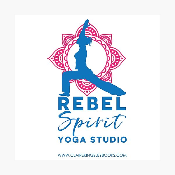 Rebel Spirit Yoga Studio Photographic Print
