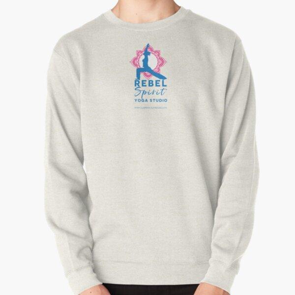 Rebel Spirit Yoga Studio Pullover Sweatshirt