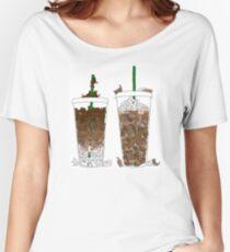 Starbucks Kittens! Women's Relaxed Fit T-Shirt