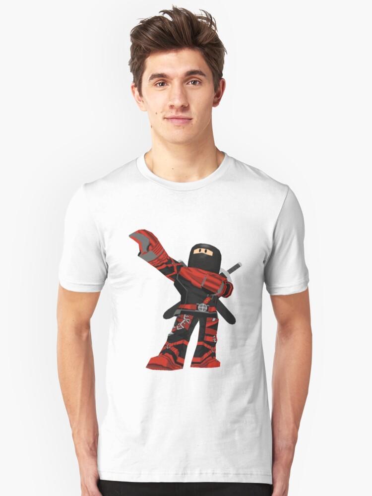Roblox Ninja Assassin T Shirt By Best5trading Redbubble