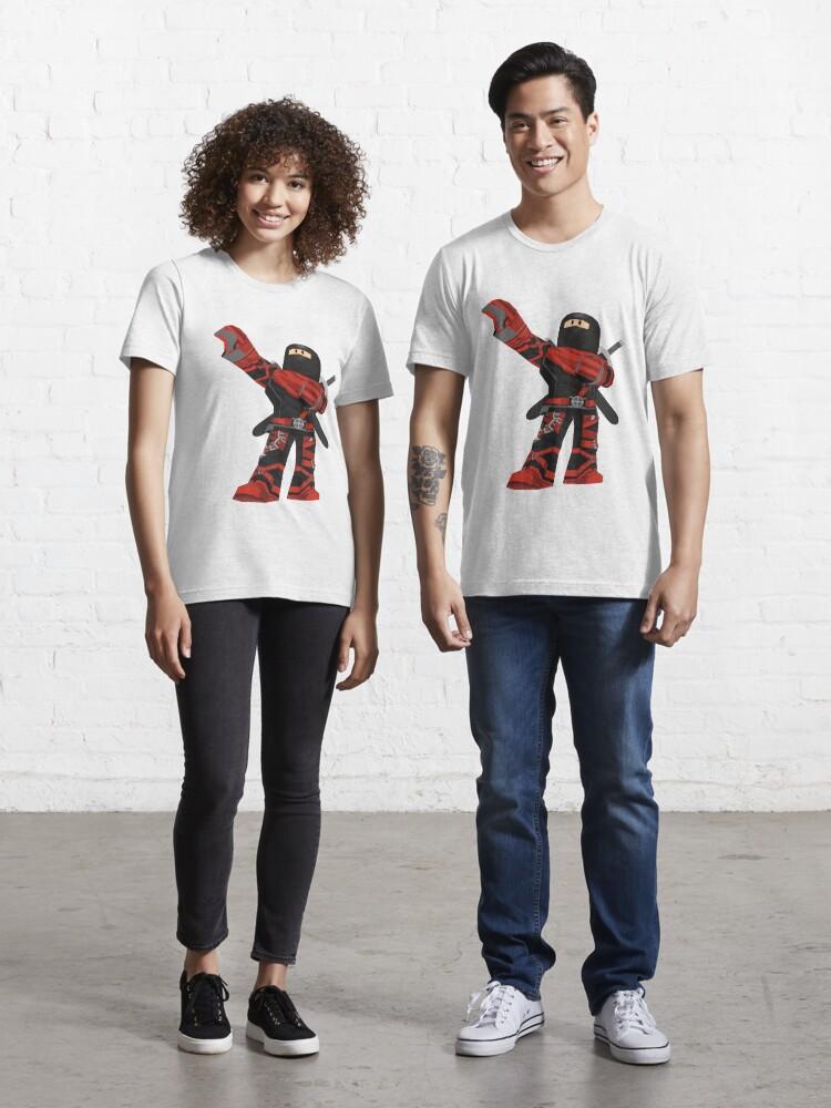 Roblox Ninja Clothes Roblox Ninja Assassin T Shirt By Best5trading Redbubble