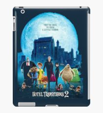 the monsters are back hotel transylvania 2 iPad Case/Skin