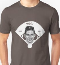 Yogi Berra Baseball Star 1925-2015 T-Shirt